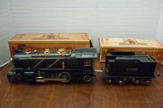 Lionel 262E Steam Engine 262T Tender O Gauge Pre War