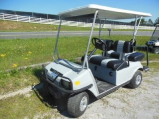 Club Car DS Golf Cart Utility Car Gas Kawasaki FE290 Engine