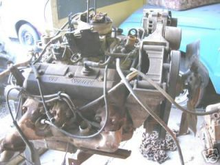 Chevy GMC V6 4.3 Vortec Engine (Has Balance Shaft)