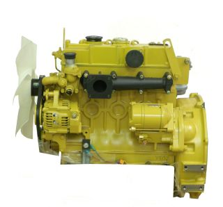 Caterpillar Diesel Engine 35.5HP@3000 RPM C1.6 4 cylinder Cat C1.6