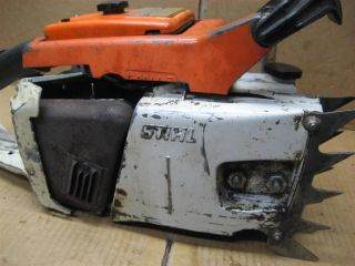 Stihl 051AV 051 AV 89cc 5 8HP Chainsaw Saw Powerhead 075 076 084 088
