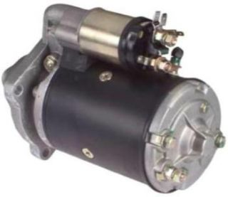 Starter Motor New Holland Combine TM70 TM75 TR70 TR75