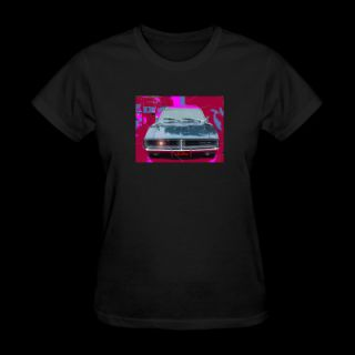 60 `S CHARGER BLUE FRONT by VAN TRIBE FASHION T Shirt