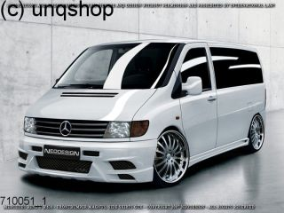 Mercedes Vito MK1 Body Kit Type2 UK Stock
