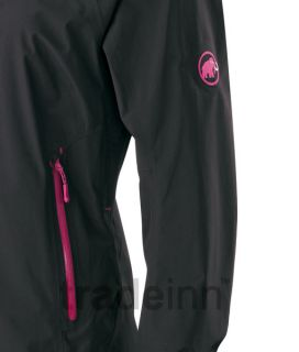 Mammut Ayaka 4 S Goretex Performance Shell Black Woman. Clothes woman