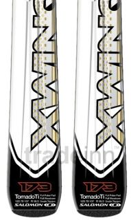 Salomon XW Tornado Ti + Z12 10/11. Skis homme All mountain,